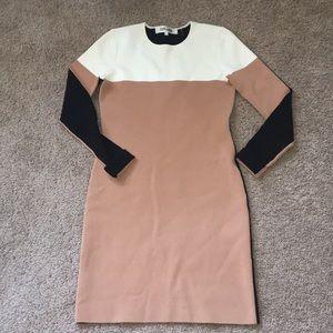 Diane von Furstenberg size small sweater dress